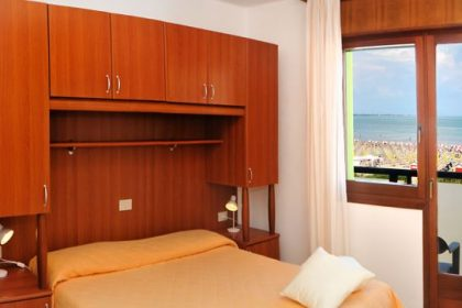 Standard seafront room